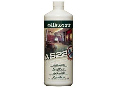 AS22 - mytí a leštění podlah s protismykem