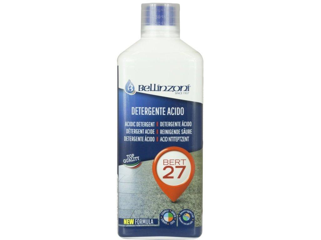 BERT-27 silný čistič žuly a cementových nánosů