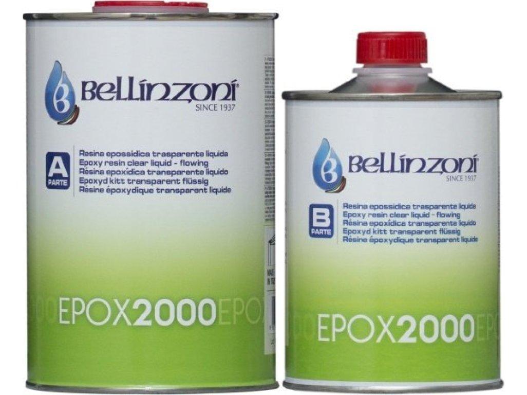 EPOX 2000 Transparentní, tekutý