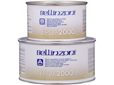 EPOX 2000 Transparentní pastovitý