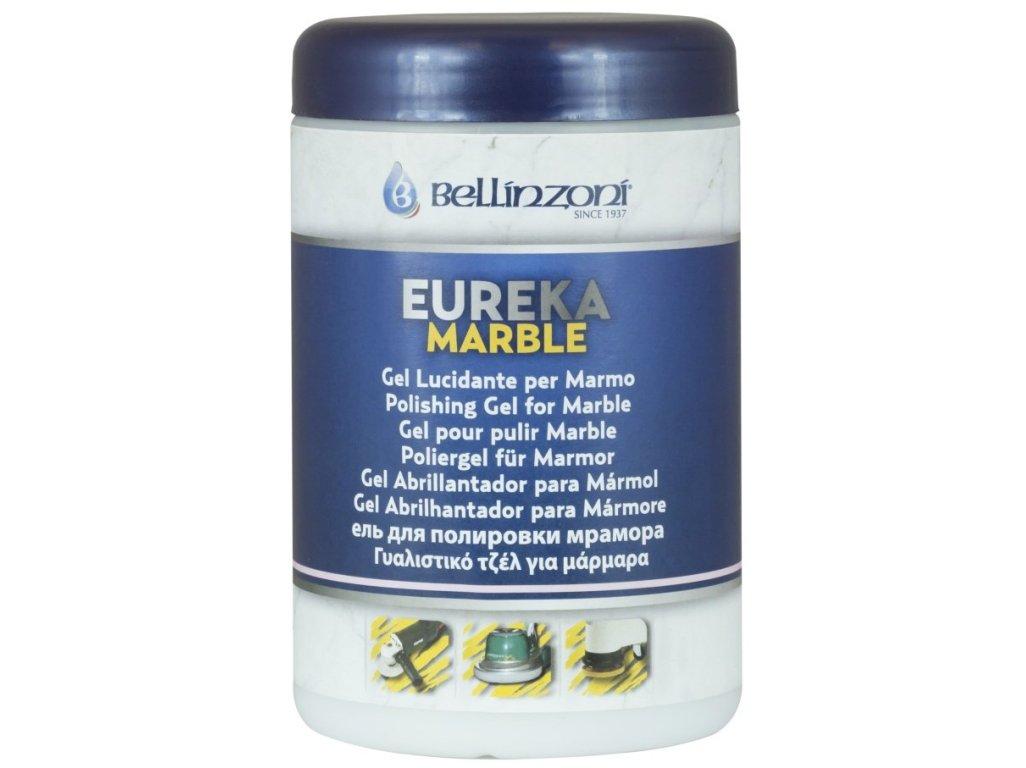 EUREKA - leštící gel pro mramory