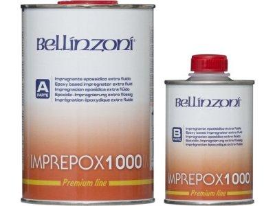 IMPREPOX 1000 Premium - vodově průsvitný a tekutý