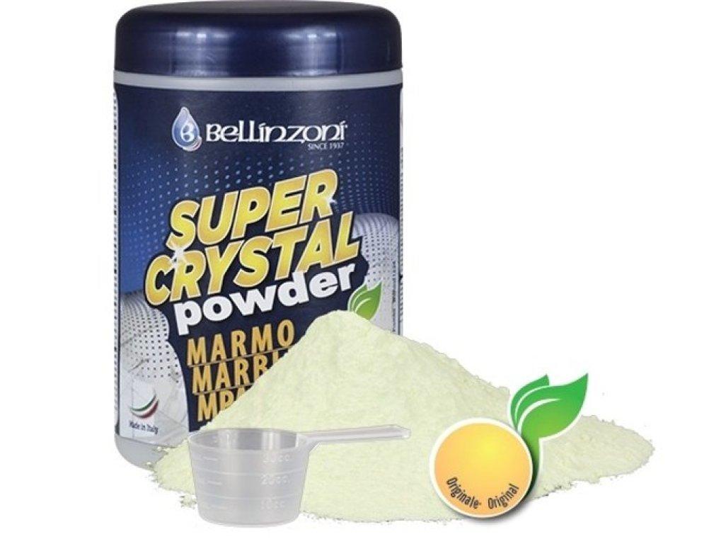 Leštící prášek na mramor SUPER CRISTAL MARMO