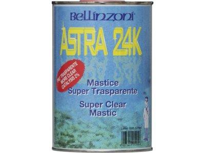 TMEL ASTRA 24K průsvitný, tekutý